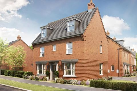 4 bedroom semi-detached house for sale - Plot 19, Hereford at Canal Quarter @ Kingsbrook, Burcott Lane, Aylesbury, AYLESBURY HP22