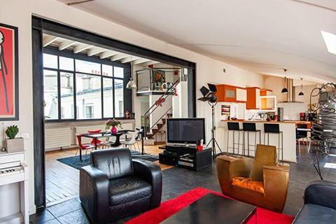 4 bedroom apartment - PARIS, 75008