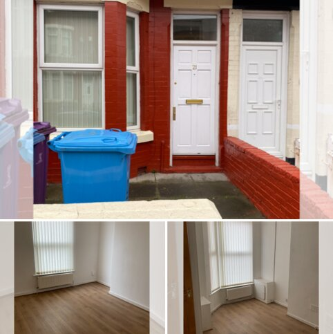 2 bedroom terraced house to rent - Waltham Road, Liverpool L6