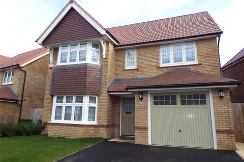 4 bedroom detached house to rent - Honeysuckle Avenue, Cheltenham, GL53