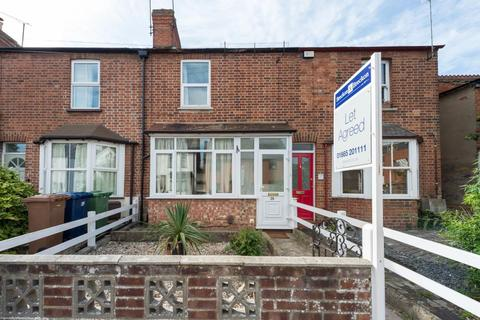 2 bedroom terraced house to rent - Cross Street, Oxford, OX4 1BZ