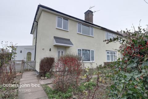 3 bedroom semi-detached house for sale - Hurlingham Road, STAFFORD