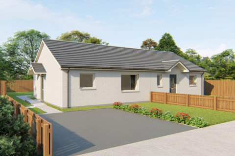 1 bedroom semi-detached bungalow for sale - Plot 216, The Elphinstone 1 at Westgate South, Corsmanhill Drive AB51