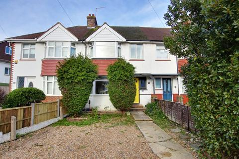 3 bedroom terraced house for sale - Clarendon Road, Worthing, West Sussex, BN14