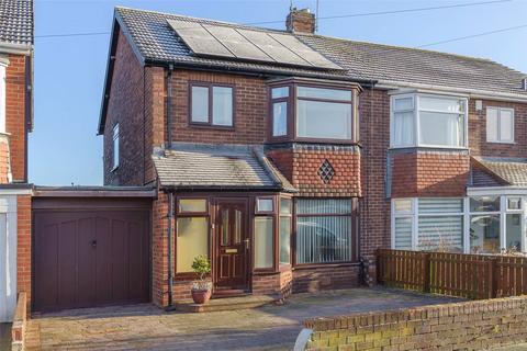 2 bedroom semi-detached house for sale - Malvern Road, Seaton Sluice, NE26