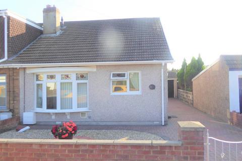 3 bedroom semi-detached bungalow for sale - Heol Croesty, Pencoed, Bridgend. CF35 5LR