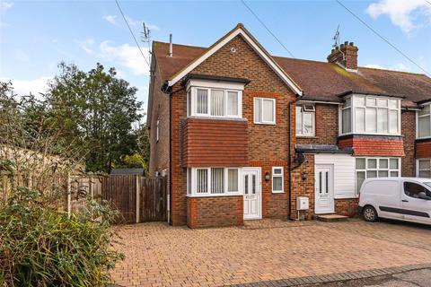 3 bedroom end of terrace house for sale - Kirdford Road, Arundel, West Sussex, BN18