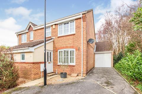 3 bedroom semi-detached house for sale - Flint Close,Southampton,SO19 6RQ