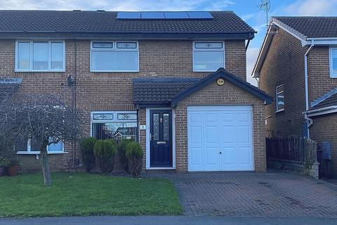 3 bedroom semi-detached house for sale - Dykelands Way, South Shields
