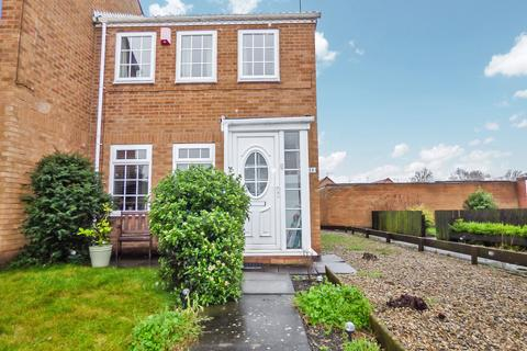 2 bedroom terraced house for sale - Lanchester Green, The Chesters, Bedlington, Northumberland, NE22 6JP