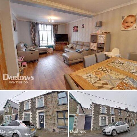 4 bedroom end of terrace house for sale - Graig Street, Pontypridd