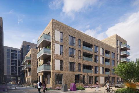 2 bedroom flat for sale - Apartment 20, Johanna Court, Oxbow, 1 New Village Avenue, London, E14