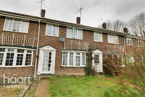 3 bedroom terraced house to rent - Malvern Road, Cambridge