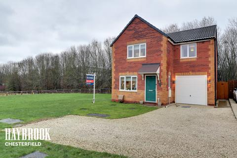 4 bedroom detached house - Colliers Way, Chesterfield