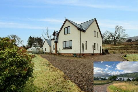4 bedroom detached house for sale - The Oaks, Blaich, Fort William, Inverness-shire, Highland, PH33 7AN