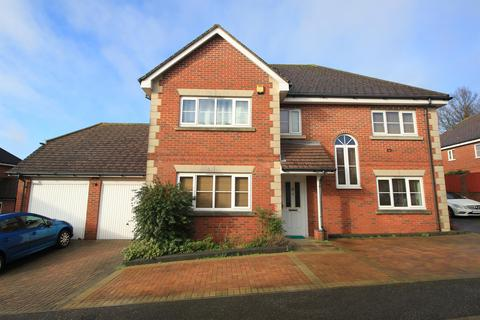 5 bedroom detached house for sale - Millers View, Bursledon, Southampton, SO31 8FE