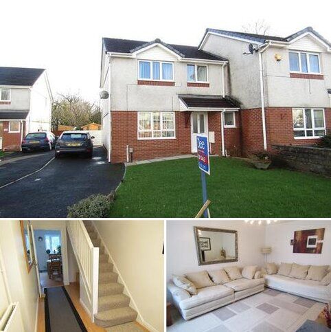 3 bedroom semi-detached house for sale - Clos Rhedyn, Cwmrhydyceirw, Swansea, City And County of Swansea.