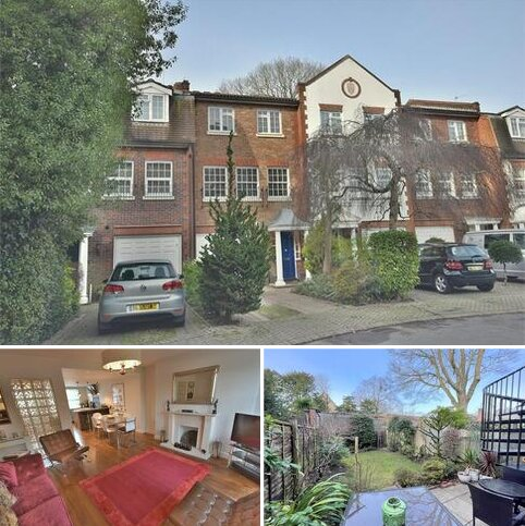 4 bedroom townhouse for sale - Ventry Close, Poole