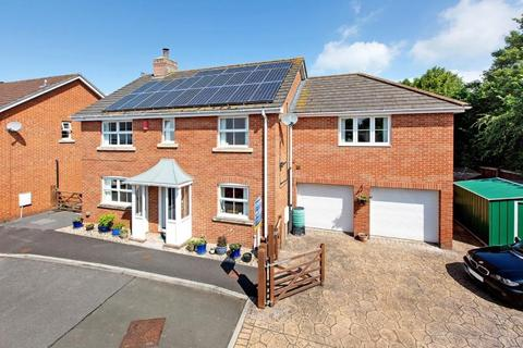5 bedroom detached house for sale - Cashford Gate, Taunton TA2