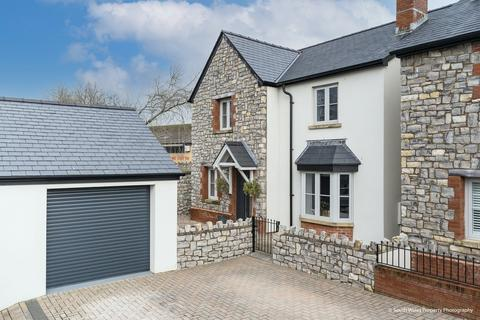 4 bedroom detached house for sale - Augusta Court, North Road, Cowbridge, Vale of Glamorgan. CF71 7FD