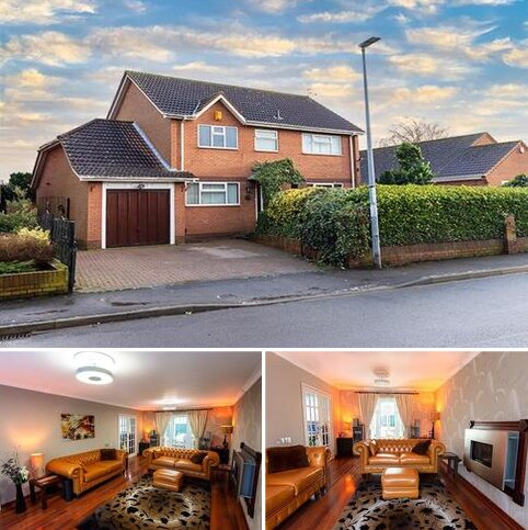 4 bedroom detached house for sale - Thorntree Lane, Goole