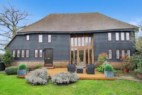 3 bedroom barn conversion for sale - Ashford Road , High Halden