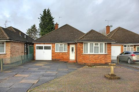 3 bedroom detached bungalow for sale - Thirlmere Road, Wigston, Leicester