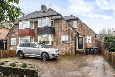 5 bedroom semi-detached house for sale - Lower Barn Road, Purley