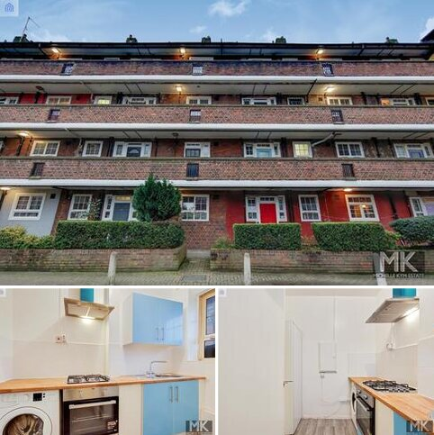 1 bedroom flat to rent - Shadwell Garden, London, E1 2QL