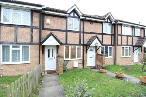 2 bedroom terraced house to rent - Bushmead, 2 Bedroom House with Garden