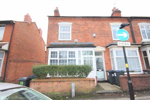 2 bedroom terraced house to rent - Harvey Road, Birmingham, B26