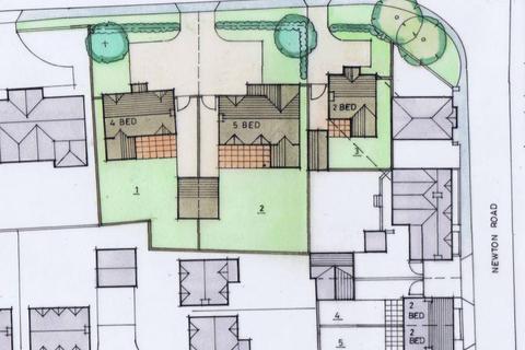 Plot for sale - Swepstone Road, Heather, Coalville
