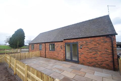 2 bedroom bungalow to rent - The Creamery