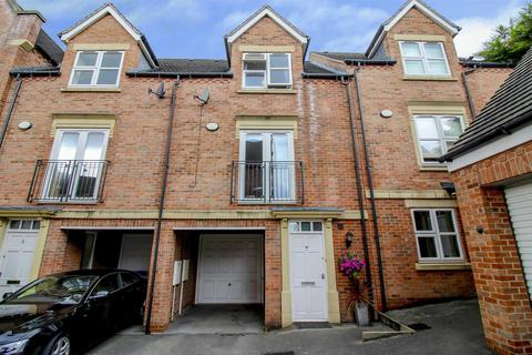 3 bedroom townhouse for sale - Drum Close, Allestree, Derby