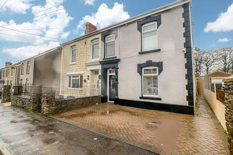 3 bedroom semi-detached house for sale - Glanyrafon Road, Pontarddulais, Swansea