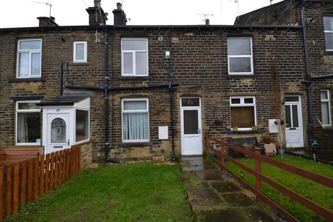 2 bedroom terraced house for sale - Beaconsfield Road, Clayton, Bradford