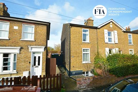 2 bedroom end of terrace house for sale - New Road, Brentford
