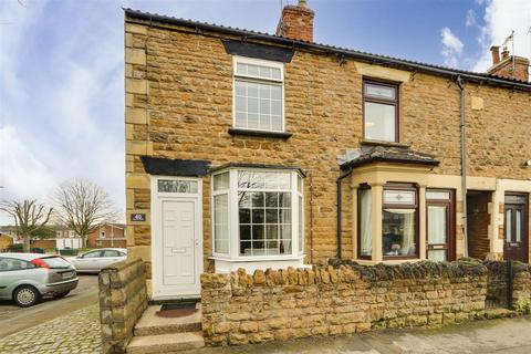 2 bedroom end of terrace house for sale - Peveril Street, Hucknall, Nottinghamshire, NG15 7DG