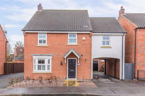 4 bedroom detached house for sale - Palmer Road, Lincoln, Lincolnshire