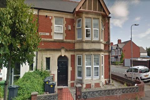 1 bedroom flat to rent - Marlborough Road, Roath,