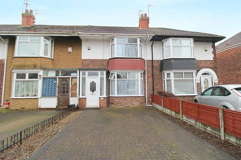 3 bedroom terraced house for sale - Cranbrook Avenue, Hull