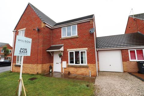 2 bedroom semi-detached house for sale - Croft House Way, Bolsover, Chesterfield