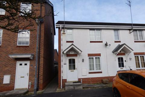 2 bedroom end of terrace house for sale - Dearn Court, Brough