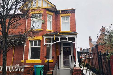 3 bedroom end of terrace house for sale - Kensington Avenue, Manchester