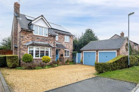 4 bedroom detached house for sale - Hawkhurst Drive, Hill Ridware, Rugeley