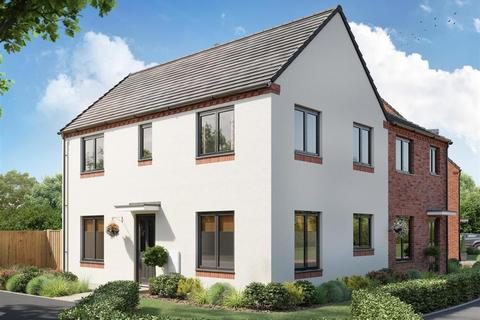 3 bedroom semi-detached house for sale - Plot The Easedale - 158, The Easedale - Plot 158 at Woolsington Grange, Kenton Bank Foot, Land adjacent North East of Ponteland Road, Kenton Bank Foot NE13