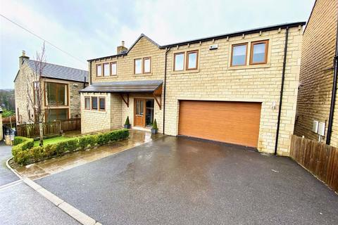 5 bedroom detached house for sale - Orchard Close, Kirkburton, Huddersfield, HD8