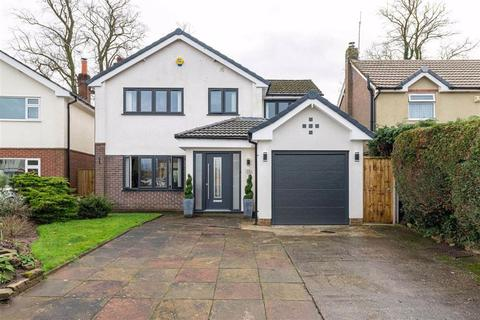 4 bedroom detached house - Sycamore Close, Nantwich, Cheshire