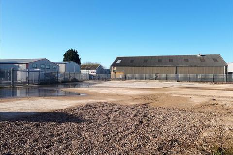 Land to rent - Open Storage Land, Redstone Road, Boston, Lincolnshire, PE21 8EA