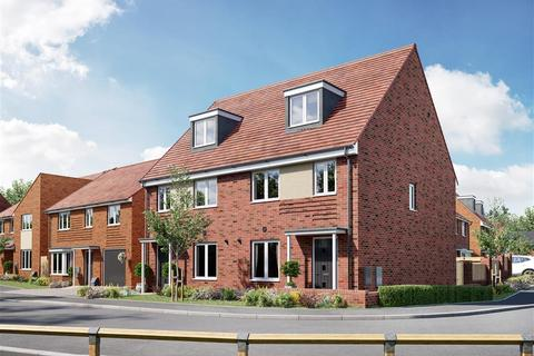 3 bedroom townhouse for sale - Plot The Colton - 43, The Colton - Plot 43 at Brunton Rise, Newcastle Great Park, Development to the West of Sage and East of Dinnington, Gosforth NE13